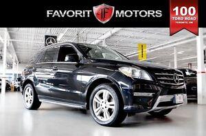 2012 Mercedes-Benz M-Class ML 350 BlueTEC AWD | NAVI | BACK-UP C