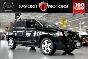 2010 Jeep Compass North FWD   SUNROOF   HEATED SEATS   AUX