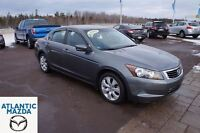 2010 Honda Accord Sedan EX-L! Leather Interior! Guaranteed Appro