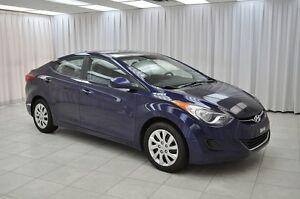 2012 Hyundai Elantra GL ECO SEDAN w/ BLUETOOTH, A/C & HTD SEATS