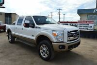 2012 Ford F-350 Lariat / King Ranch /  Lifted
