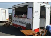 Mobile Food Catering Trailer