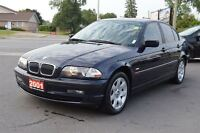 2001 BMW 325 Xi AWD LEATHER SUNROOF