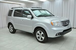 2013 Honda Pilot EX-L 4x4 8PASS SUV w/ BLUETOOTH, HEATED LEATHER