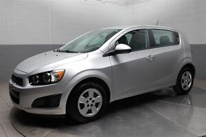 2015 Chevrolet Sonic HATCH A/C