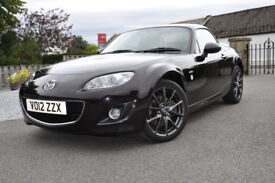 Mazda MX5 Roadster 2.0 Sport Nav Venture Edition Mk 3 (NC) 2012 **Very Low Mileage**
