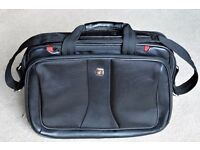 Wenger SwissGear Laptop Case Messenger Bag Black
