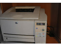 HP LaserJet 2300dn Laser Network Printer - Monochrome