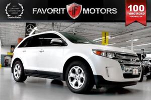 2013 Ford Edge SEL ECOBOOST FWD | BACK-UP CAM | PANORAMIC ROOF