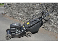 Champion 51 cm (20 inch) Petrol Self-propelled Rotary Mower and Grassbox - Regularly Serviced