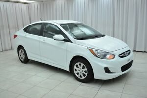 2013 Hyundai Accent GL SEDAN w/ A/C, HEATED SEATS & USB/AUX PORT