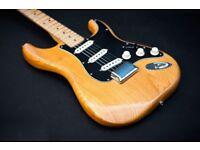 1975 Fender Stratocaster Vintage Natural