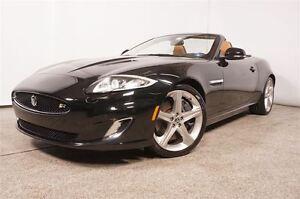 2012 Jaguar XK XK-R CONVERTIBLE (NAVI,BOWERS&WILKINS,500HP)