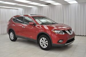 """2015 Nissan Rogue """"ONE OWNER"""" ROGUE 2.5SV PURE DRIVE AWD w/ BACK"""