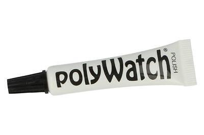 Polywatch   Kratzer Entferner Polierpaste , für Uhrengläser aus Kunststoff