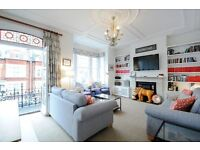 A stunning 3 double bedroom split level flat, Parsons Green Lane, SW6. Contact 020 3486 2290
