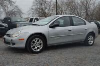 2001 Chrysler Neon AUTOMATIC WITH AIR COND