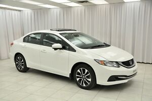 2014 Honda Civic ECO 5SPD SEDAN o ALLOYS o BLUETOOTH o SUNROOF o