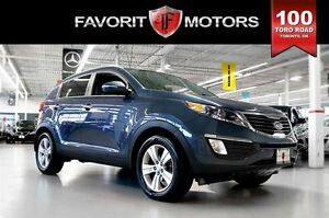 2011 Kia Sportage EX | REAR SENSORS | HEATED SEATS | BLUETOOTH*