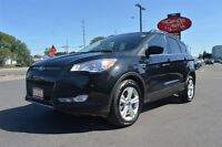 2015 Ford Escape SE LEATHER ECOBOOST AWD