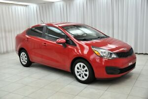 2014 Kia Rio LX GDi SEDAN w/ BLUETOOTH, HEATED SEATS, USB/AUX P
