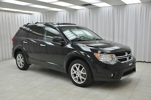 2016 Dodge Journey R/T AWD 7-PASS SUV w/ Heated Leather Seats, D