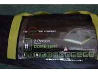 two man tents, new