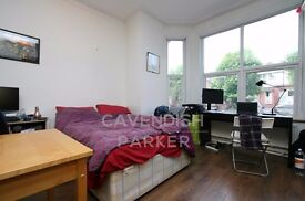 VERY BRIGHT STUDIO APMT- CLOSE TO MUSWELL HILL BROADWAY- FEW BILLS INC IN RENT- GOOD FOR 1-2 PEOPLE