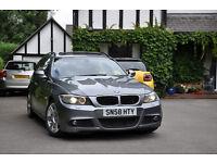 BMW 320D M SPORT FACELIFT **PAN ROOF** not 330d 335d 520d audi s3 a3 a4 a6 avant s line golf gtd gti