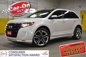 2013 Ford Edge Sport AWD NAVIGATION LEATHER PANO ROOF