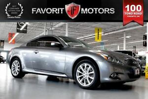 2011 Infiniti G37X Premium Coupe AWD | NAV | BACK CAM | HEATED S