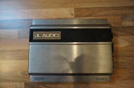 JL Audio J2 500.1 Mono Amplifer 500W