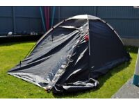 Tent and double sleeping bag