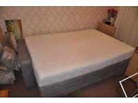 4.6 double memory foam mattress from BENSONS BEDS