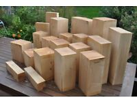 FANTASTIC selection of air dried lime blocks at BARGAIN PRICE