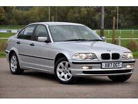 2000 BMW 3 Series 2.0 320d SE 4dr+DIESEL+FREE WARRANTY+LOW MILEAGE+READY TO DRIVE AWAY+12 MONTHS MOT