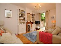 2 bed ground floor garden flat modern interiors in the Burns Conservation area. Reform Street SW11