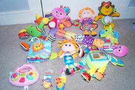 Girls Lamaze Toys Bundle