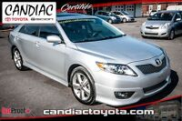 2011 Toyota Camry SE V6 * CUIR * TOIT OUVRANT * GARANTIE JUSQU'A