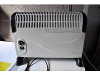 Duracraft CZ700, Electric Convector Heater, 3 Heat Settings, Thermostatic Control, 2kW