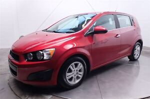 2012 Chevrolet Sonic LT HATCH A/C MAGS