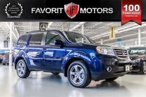 2014 Honda Pilot EX-L, 7 Passenger, Reverse Camera, Leather