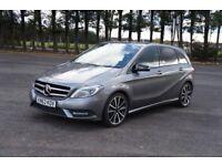 Mercedes-Benz B Class 1.5 B180 CDI Sport 5dr 2013 (63 PLATE) 60k FSH