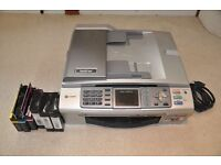 Brother MFC-465CN combined Printer, Scanner, Copier and Fax