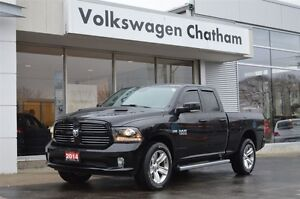 2014 Ram 1500 Sport Navigation Remote Start LOW MILEAGE