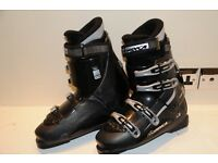 Mens Nordica next exopower 7.0 Ski boots sized 29.0