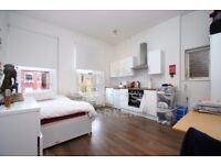 SPACIOUS STUDIO APMT- VERY CLOSE TO KILBURN/CRICKLEWOOD STNS- GREAT FOR SINGLE/COUPLE TENANTS