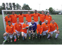 Players wanted, for football team in WIMBLEDON AREA, play football in london, join football team.