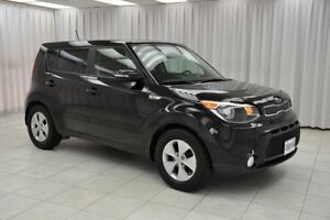 2016 Kia Soul LX+ 6SPD AC HATCH. $128 B/W !! w/ BLUETOOTH, HEATE