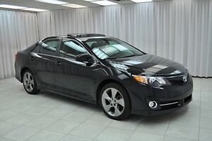 2014 Toyota Camry SE SEDAN w/ BLUETOOTH, HEATED SEATS, NAVIGATIO